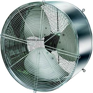 580圆筒循环风轴流风机