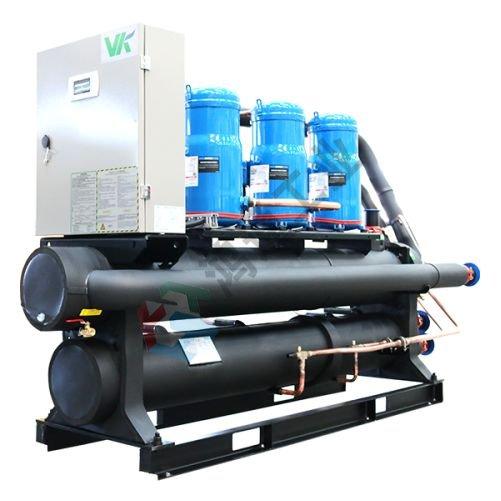 模块化水冷式冷(热)水机组(主机)