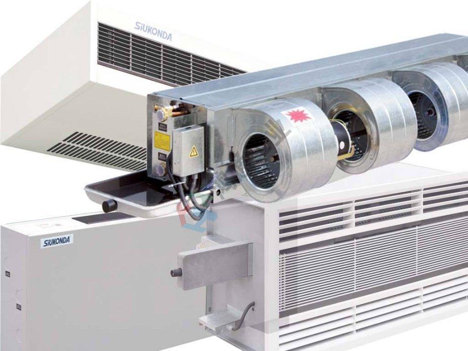 风机盘管式空调系统