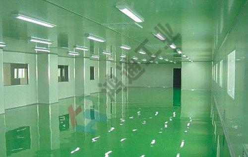 环氧树脂普通防静电地坪