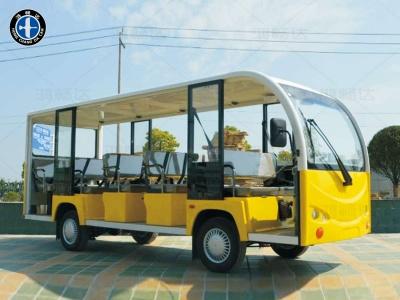 14座敞开式观光车