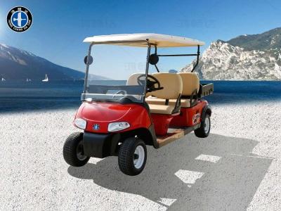4座高尔夫观光车(带货箱)-GM4