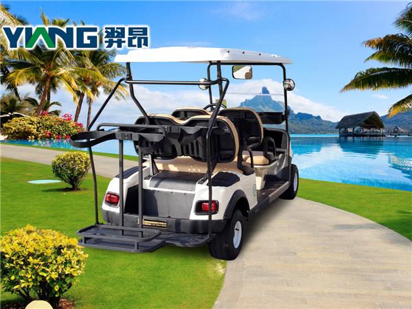 4座高尔夫观光车-GM4