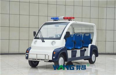 6座开放式巡逻车