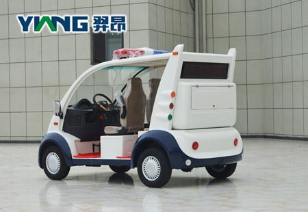 4-5座开放式巡逻车