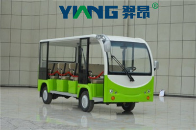11座敞开式观光车