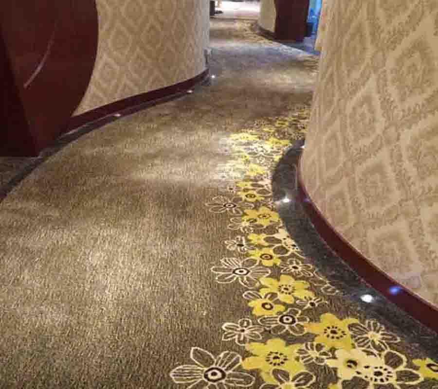 为何酒店装修总是选择安装地毯,专业地毯安装公司这样说