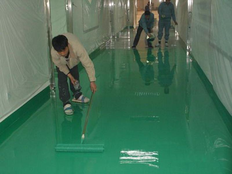 地板装修|哪些因素会影响地坪漆施工质量