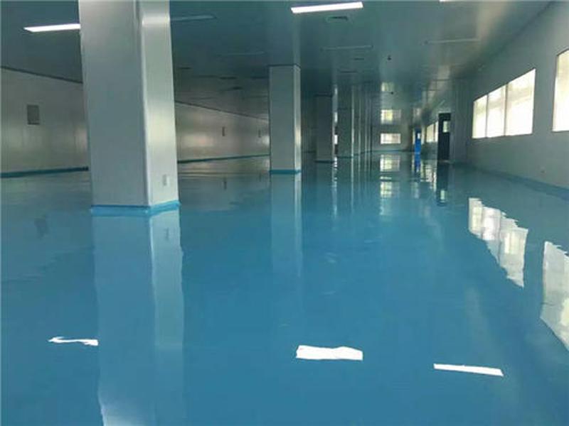 水性环氧地坪施工工艺步骤你了解吗?