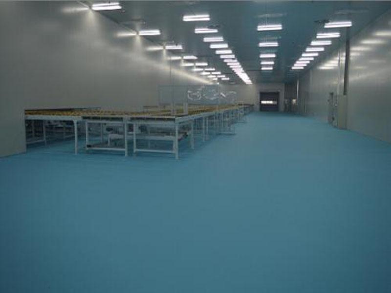 水性地坪漆安全环保特性在地面地坪装修领域独占鳌头