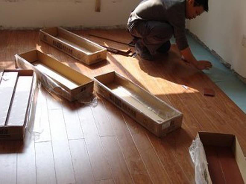 浅谈地板装修之木地板安装五要素