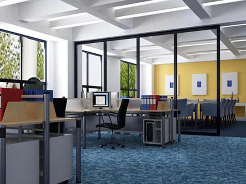 广州办公室地板装修使用pvc塑胶地板效果会怎么样呢?