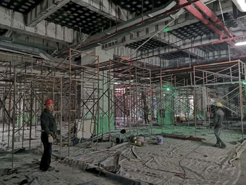 建筑加固工程堪稱建筑醫生-可讓樓宇工程更具生命力