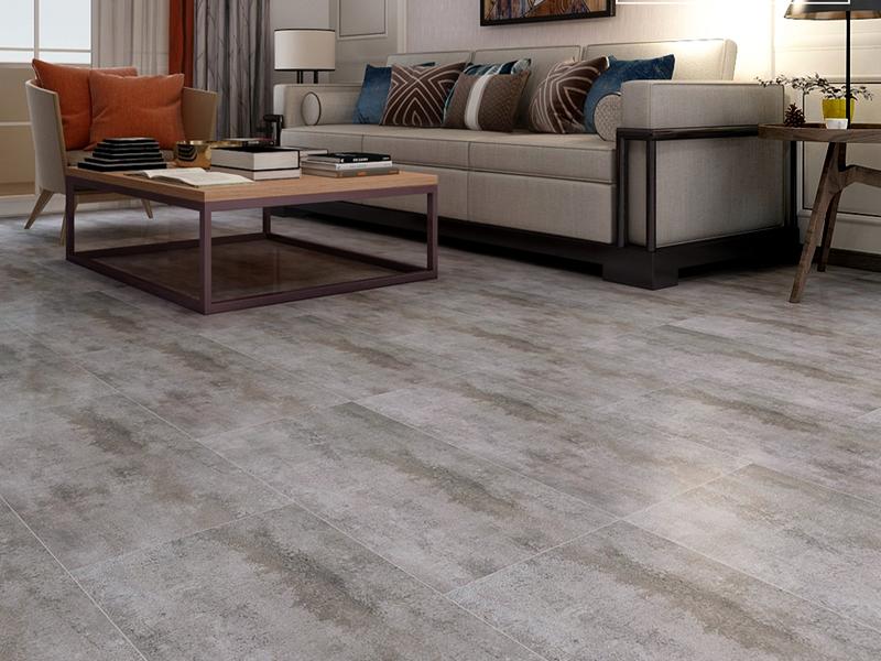 办公室装修地板:市场如今为何普遍铺装PVC锁扣地板