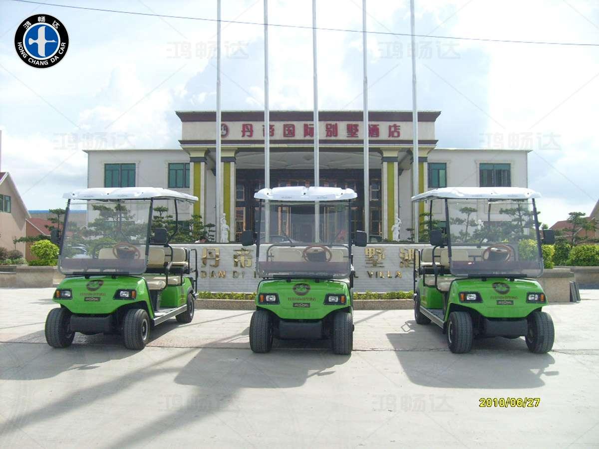 丹帝国际别墅酒店