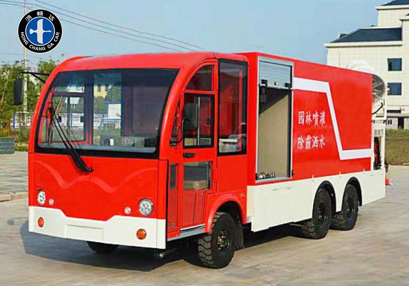 5吨多功能电动消防车