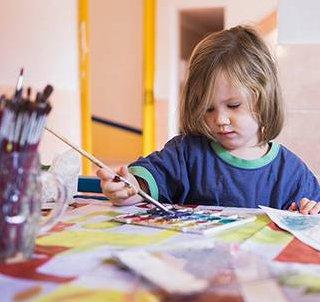 综合水彩课程 - 桔子树艺术教育培训