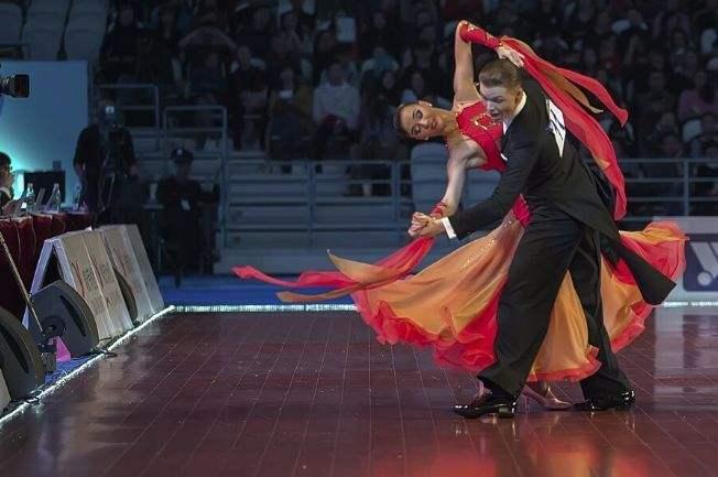 珠海摩登舞拉丁舞培训高级班 - 珠海魅力人生