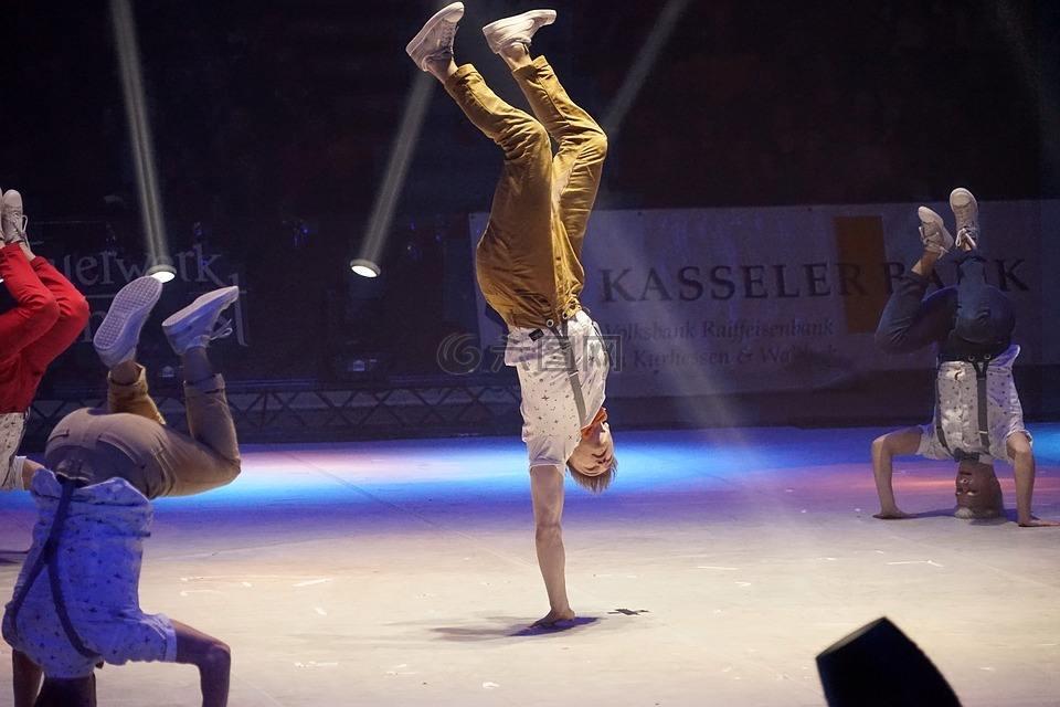 珠海地板霹雳舞培训 - 珠海ZPOWER流行舞蹈培训