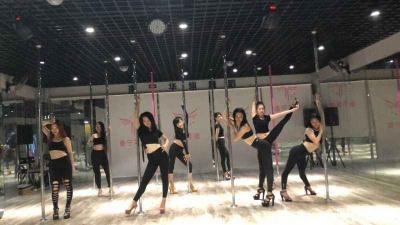 韩舞热舞MV舞蹈速成培训班街舞 - 珠海ZPOWER流行舞蹈培训
