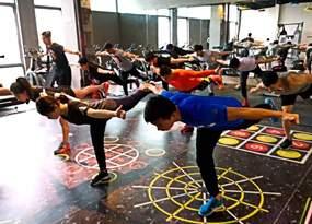 珠海PTAG国际私人健身教练认证培训班 - 澎特健身培训学院