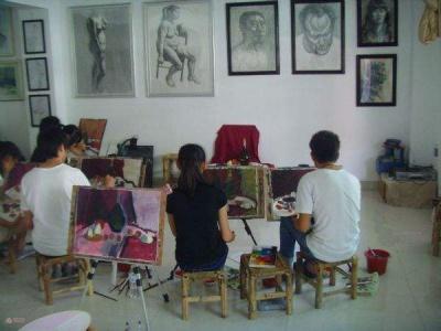 高考美术考前培训