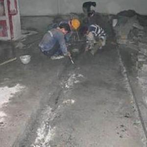 牡丹江市太平路施工缝堵漏