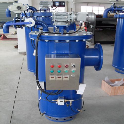 DN1000矿用自动自清洗过滤器