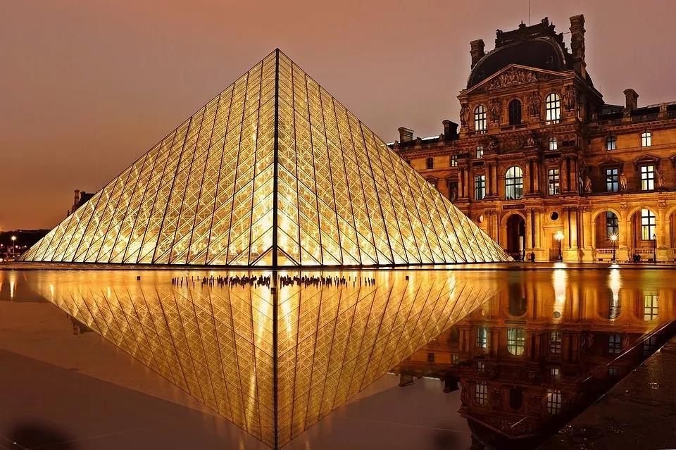 金富丽丨法国人的浪漫与奢华