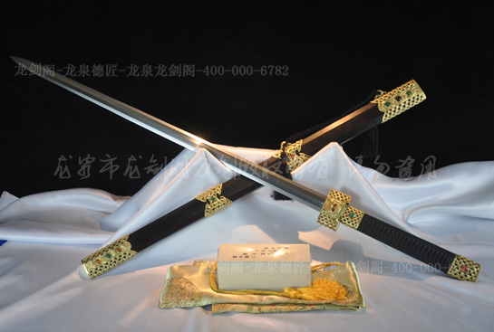 莫邪剑-精炼钢