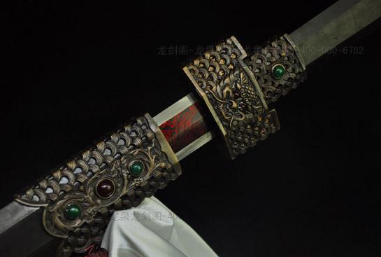 莫邪剑-百炼钢