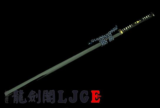 日式刹摩唐刀-锰钢