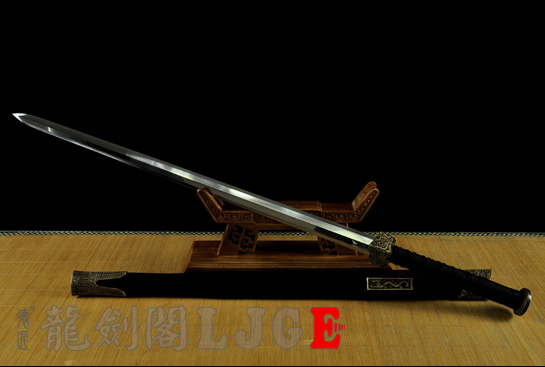 新装八面汉剑-锰钢