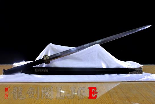 新装八面汉剑-羽毛钢