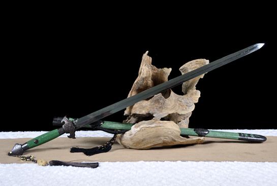 鱼皮清剑-百炼钢