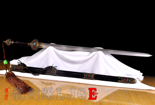 宝相剑-百炼钢