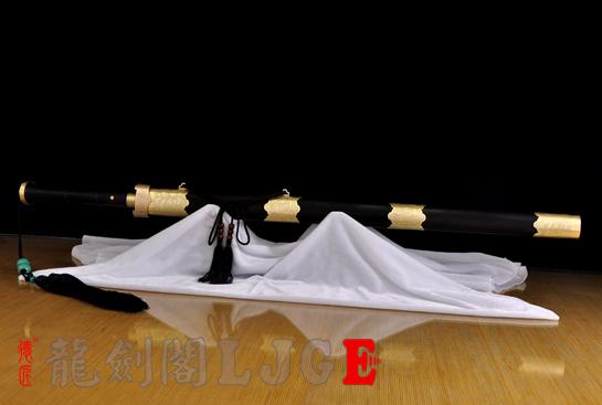 升级版干将剑-十大名剑-百炼钢烧刃