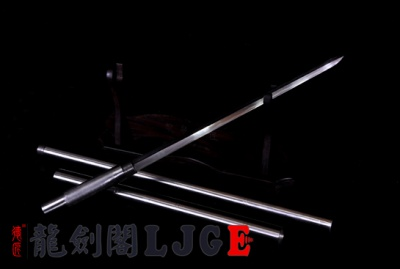 枪制棍剑-百炼钢