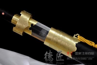 十大名剑之干将剑-百炼钢烧刃
