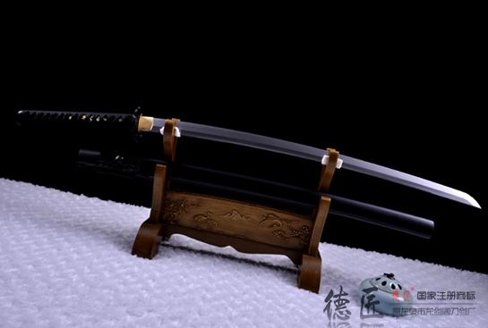 拉丝系列—斩风-特种锰钢