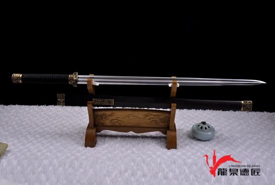 姜维汉剑-锰钢版