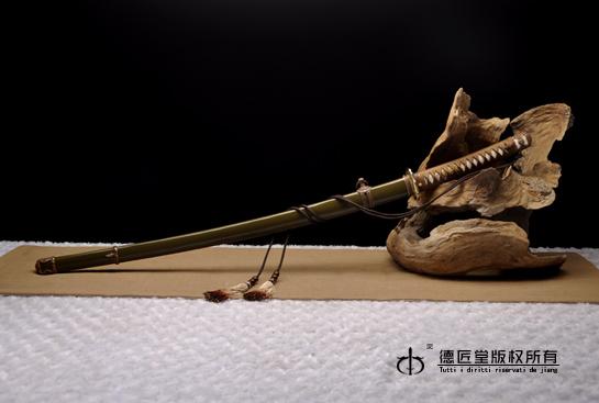 精品98军刀-地肌甲伏锻(包钢)
