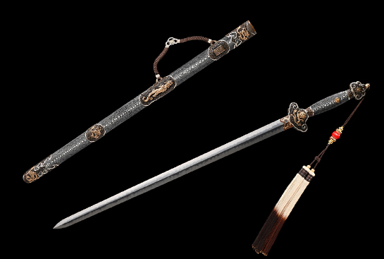 泉宗-康熙佩剑-孤品珍藏版