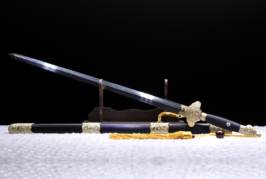 喜鹊登梅-亮铜版-百炼钢烧刃