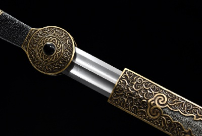 金奖作品-新作之天赐剑-经典版-精炼钢