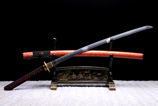 沅切武士刀-高性能百炼钢