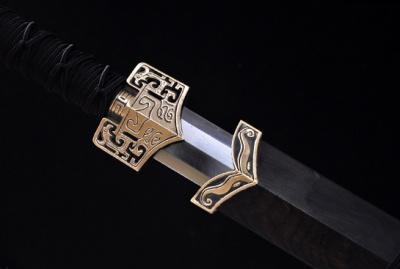 经典八面汉剑-精炼羽毛钢