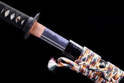国安武士刀-百炼钢烧刃