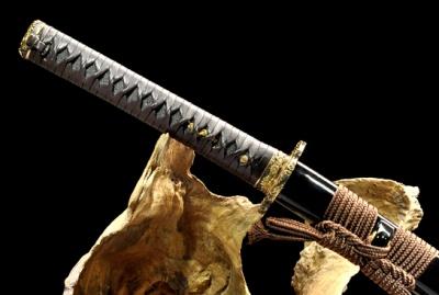 安纲武士刀-百炼钢烧刃