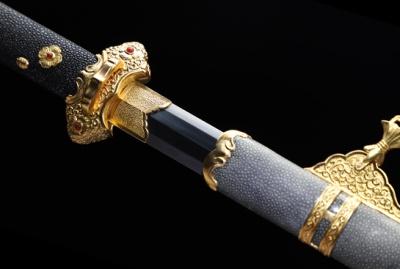 乾坤唐剑-至尚版-羽毛钢
